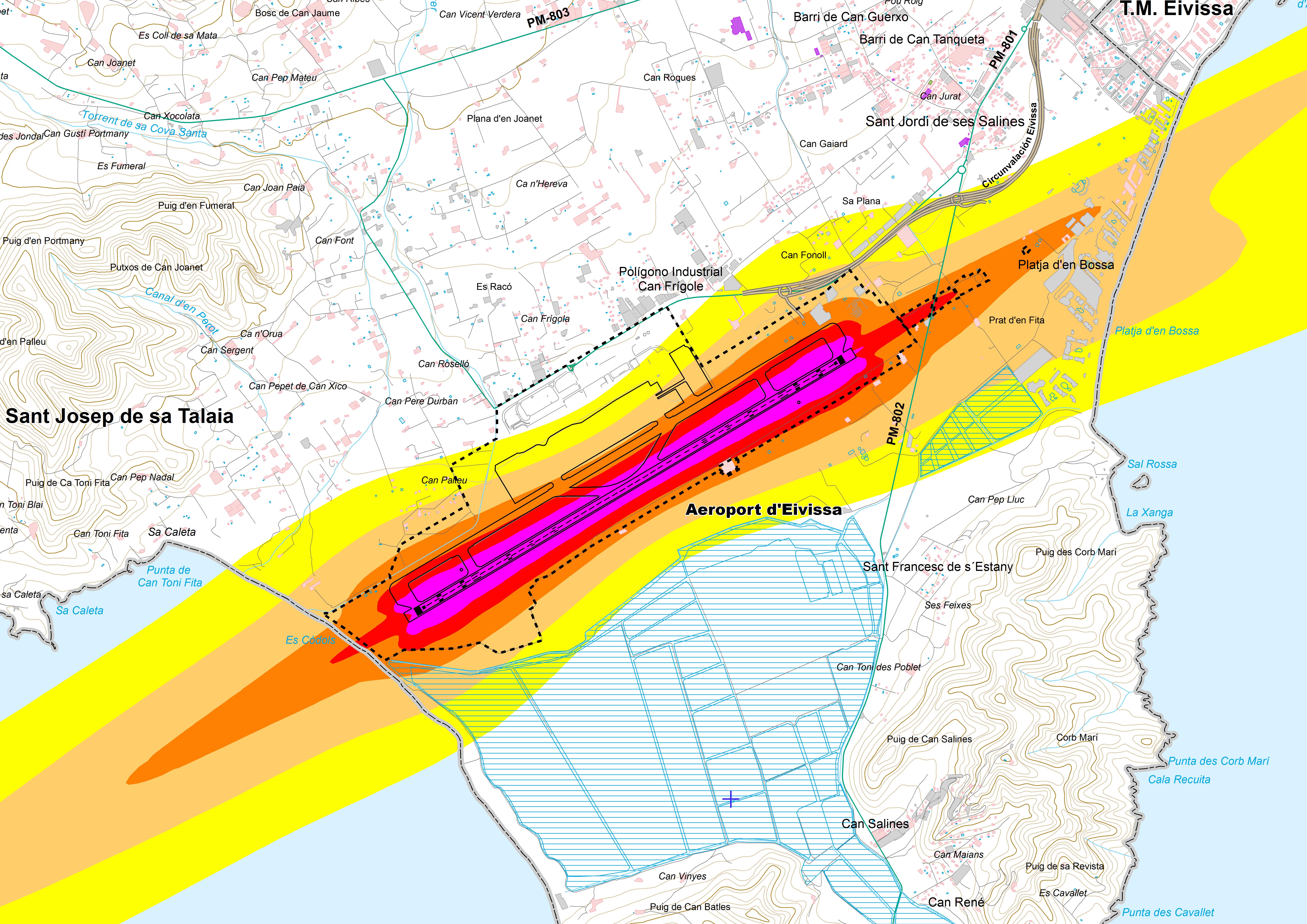 Evaluación del Ruido y Contaminación Atmosférica en Aeropuertos