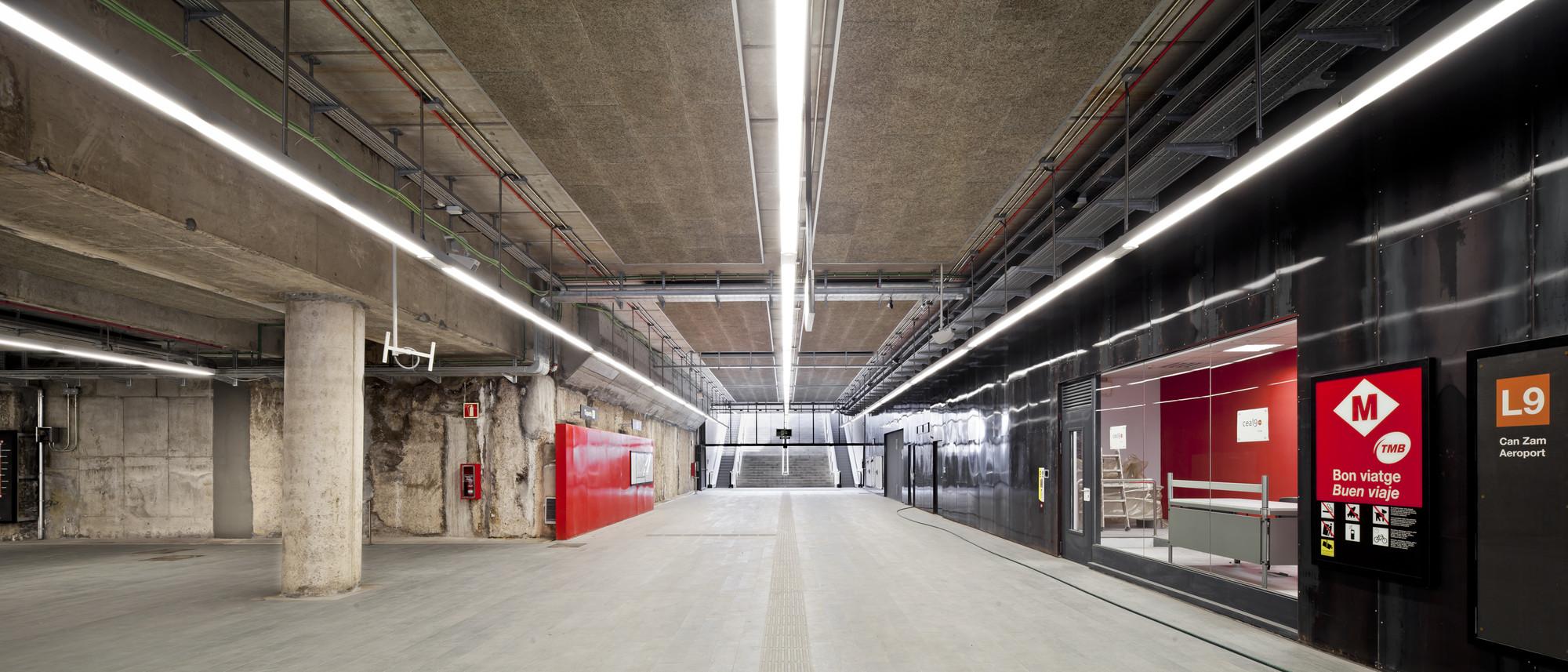 Technical Advice to Banks for Barcelona Metro Line 9