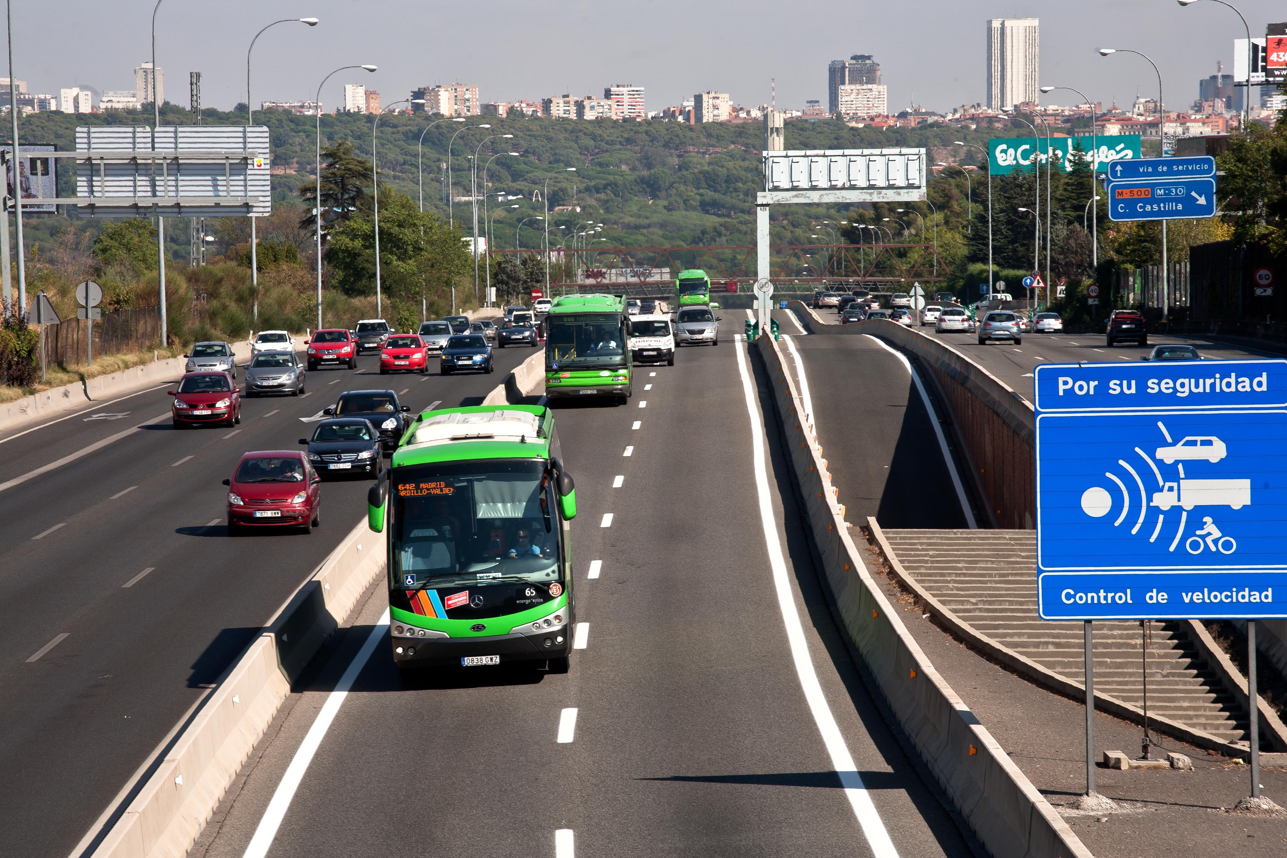 Strategic Transport Plans in Spain