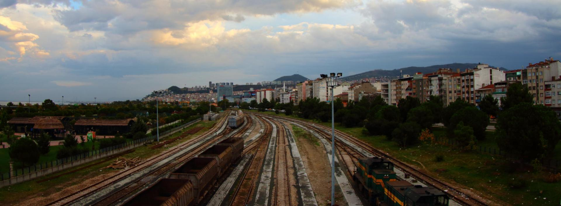 Modernización de la Línea Ferroviaria Samsun - KalinModernisation of the Samsun–Kalin railway line