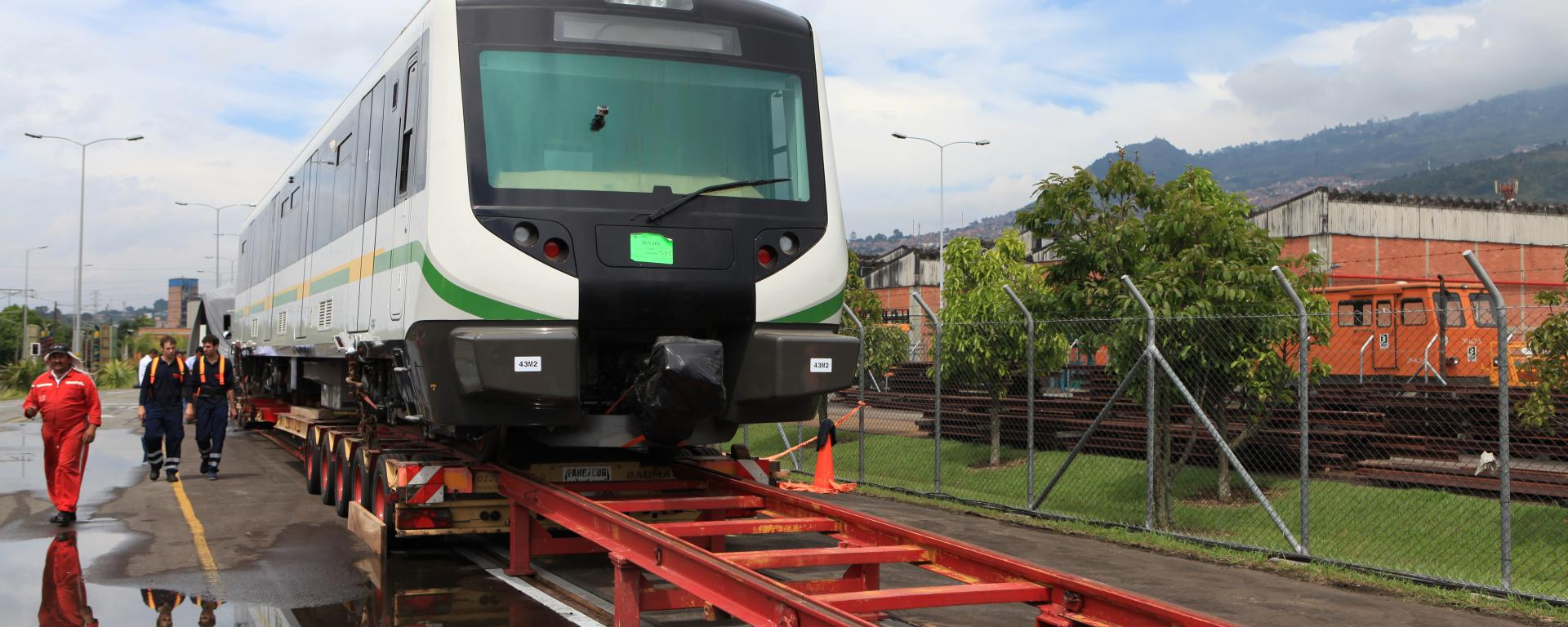 Monitoring of Manufacturing and Placing into Service of Urban Transport Rolling Stock