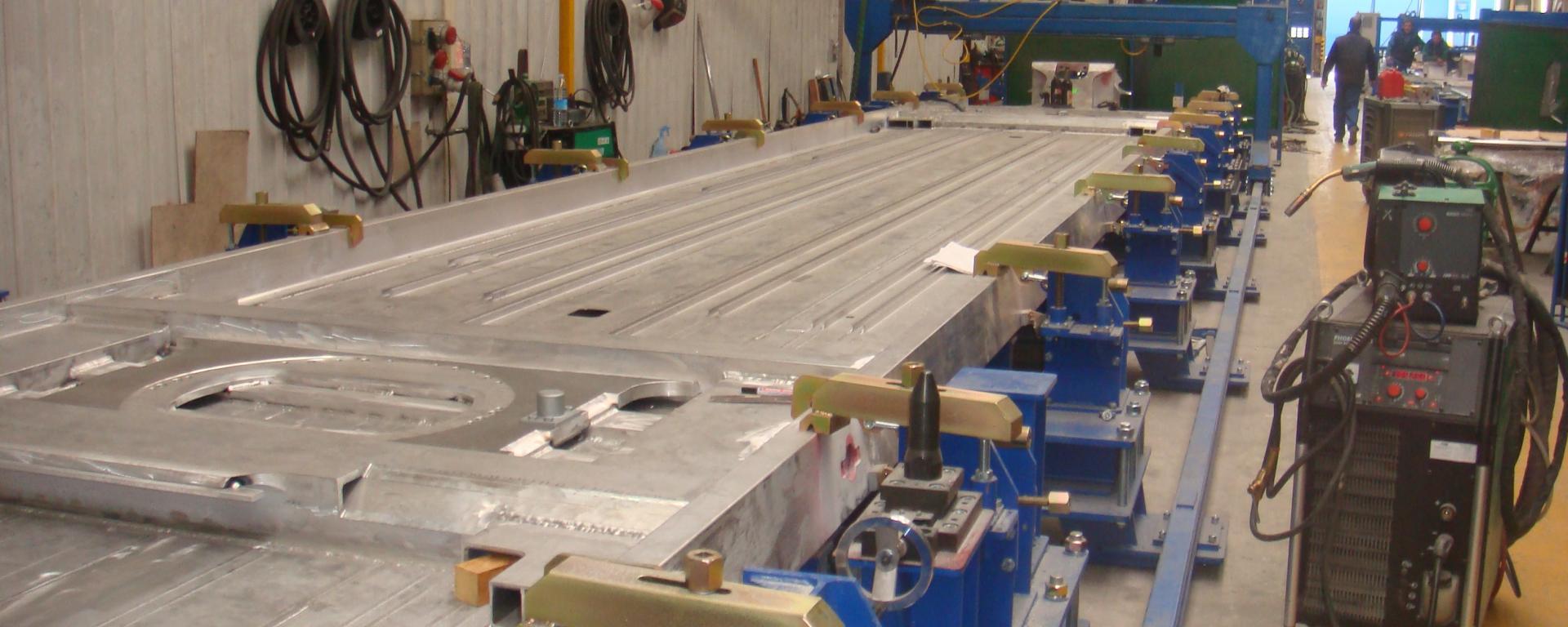 Monitorización de Fabricación y Puesta en Servicio de Trenes de AVE
