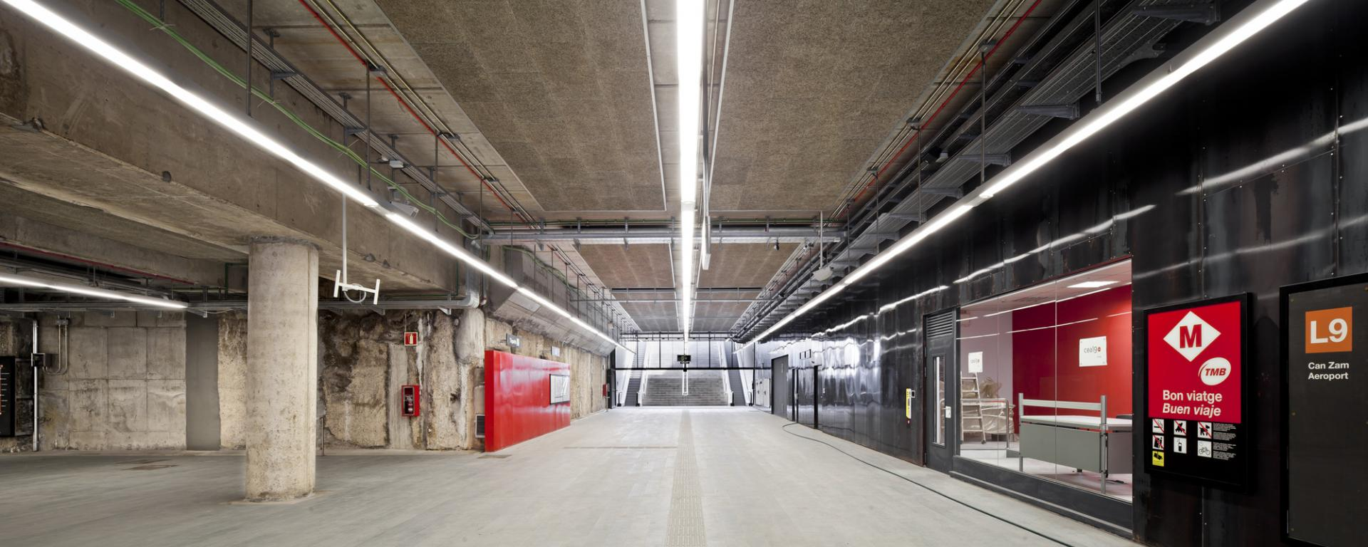 Technical Advice to Banks for Barcelona Metro Line 9