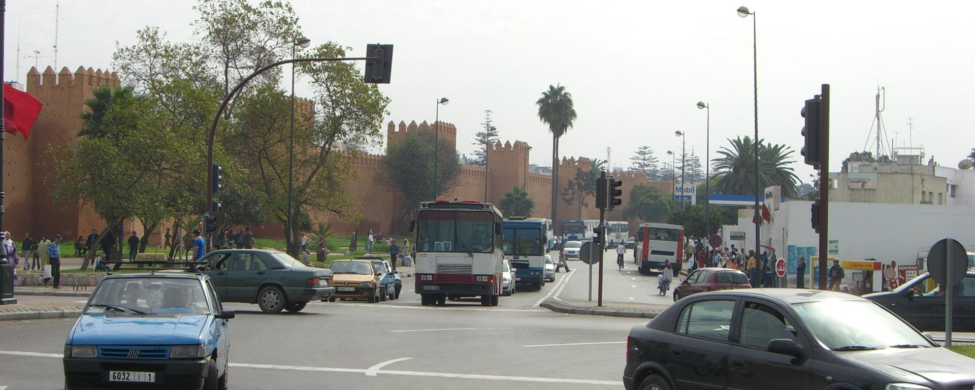 Rabat Urban Transport Master Plan
